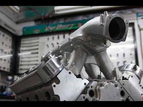800HP LS2 Engine Build in 7 Minutes