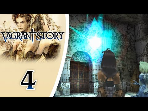 Let's Play Vagrant Story (BLIND) Part 4: MY TECHNIQUE NEEDS WORK
