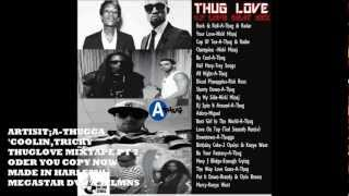 """DOWNTOWN REMIX -A-THUGGA,COOLIN ,TRICKY """"B.R.S MADE MEN"""""""
