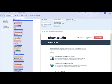 Pengenalan Ubot Studio Bahasa Indonesia