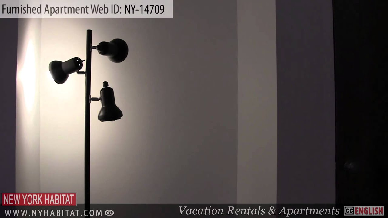 new york city video tour of a furnished apartment in washington