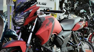 Apache RTR 160 Matte Red Special Color || Review || Negatives|| Mileage|| Price