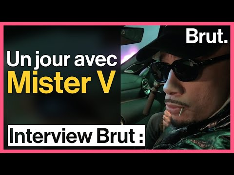 Youtube: Un jour avec Mister V