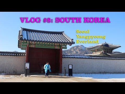 ASIA VLOG #8 - My trip to South Korea!