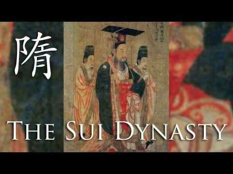 The Sui Dynasty  A Violent Reunification