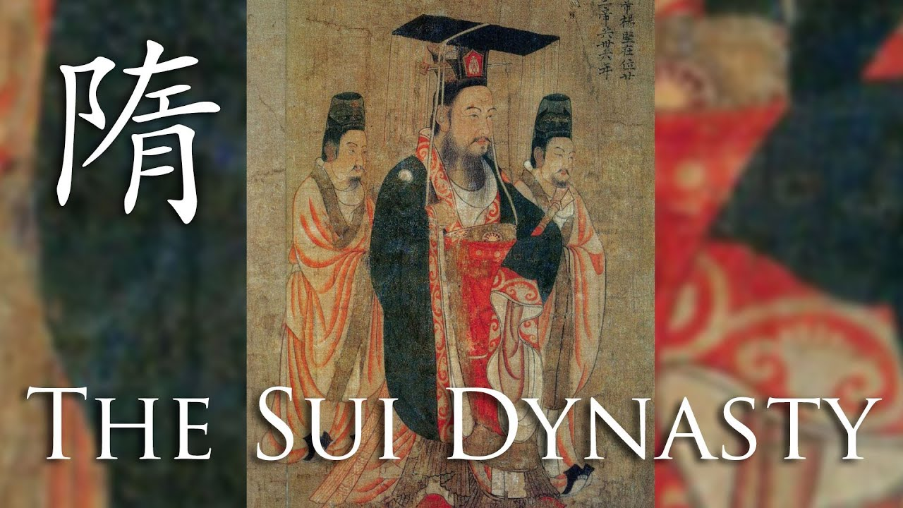 The sui dynasty a violent reunification youtube biocorpaavc Choice Image