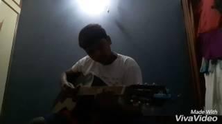 Rasputin guitar solo cover