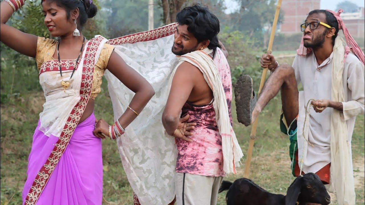 Download नईहर से गाड़ी मगादी~सवाद वाला विडियो देखिये || Khesari To Digital World || Bhojpuri Comedy,परिवारीक