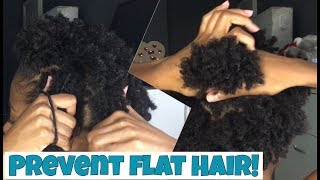 My Night Time Natural Hair Routine !