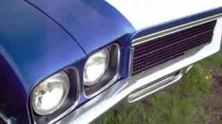 Buick Skylark Convertible 1972 for sale