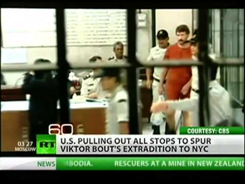 Viktor Bout: Villain before proven guilty