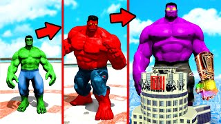 GTA 5 - HULK zu HULK GOTT upgraden!!
