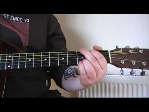The Waterboys-fishermans Blues Guitar Lesson
