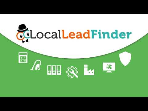 Local Lead Finder Generating Small Business Leads
