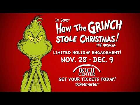 How The Grinch Stole Christmas The Musical On Sale :10 - Boston