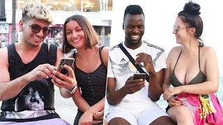 Wer klärt schneller eine Frau in Lloret? 😏| SKK