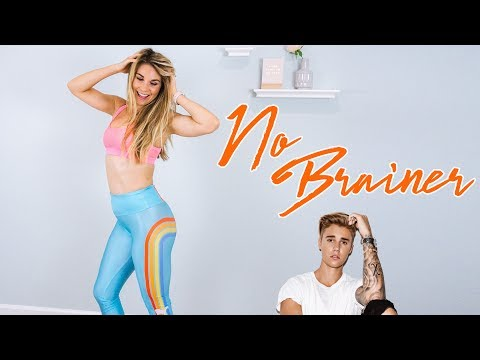 No Brainer Dance Workout   Justin Bieber, DJ Khaled, Chance The Rapper, Quavo
