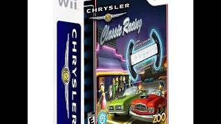 Chrysler Classic Racing Wii Gameplay