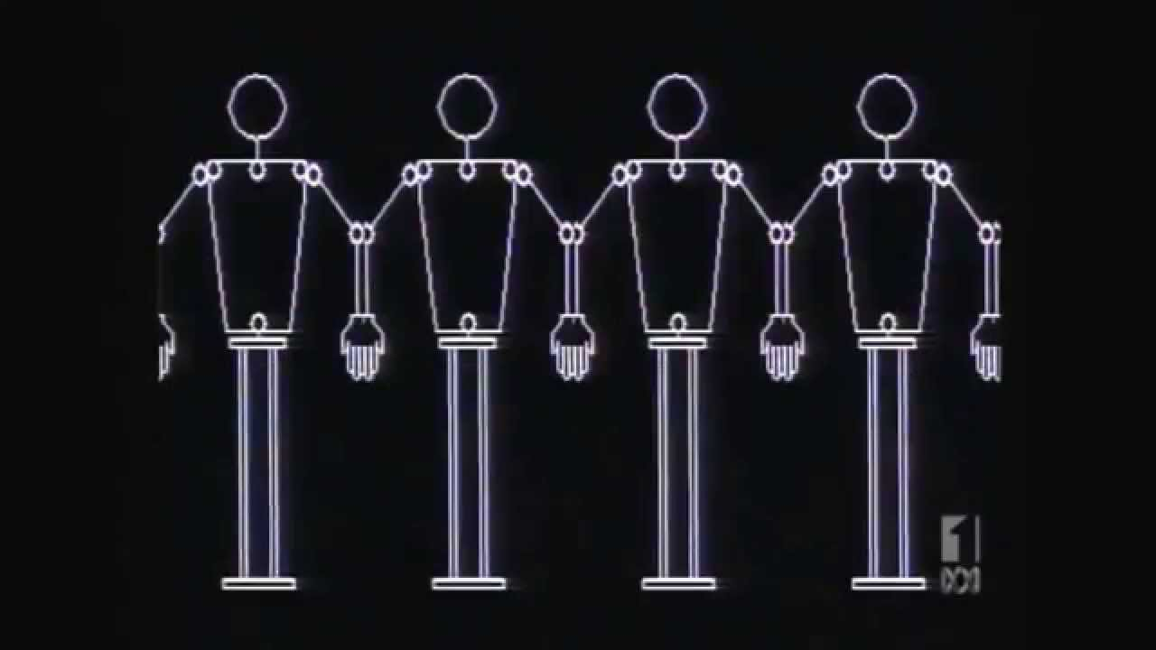 Kraftwerk - The Robots [Music Video 1991] - YouTubeKraftwerk The Robots