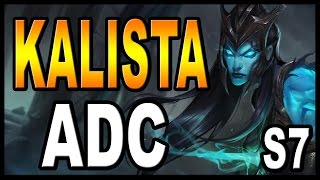 KALISTA ADC S7 Maestrias, Runas y Build (Español/No Guía) | Pretemporada 7 | Parche 6.24 | #74