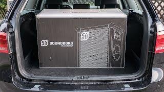 picking up the new SOUNDBOKS 2