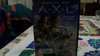 A-X-L Movie Review