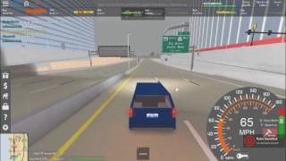 Driving through Newark on I.476 PART 2 | Roblox
