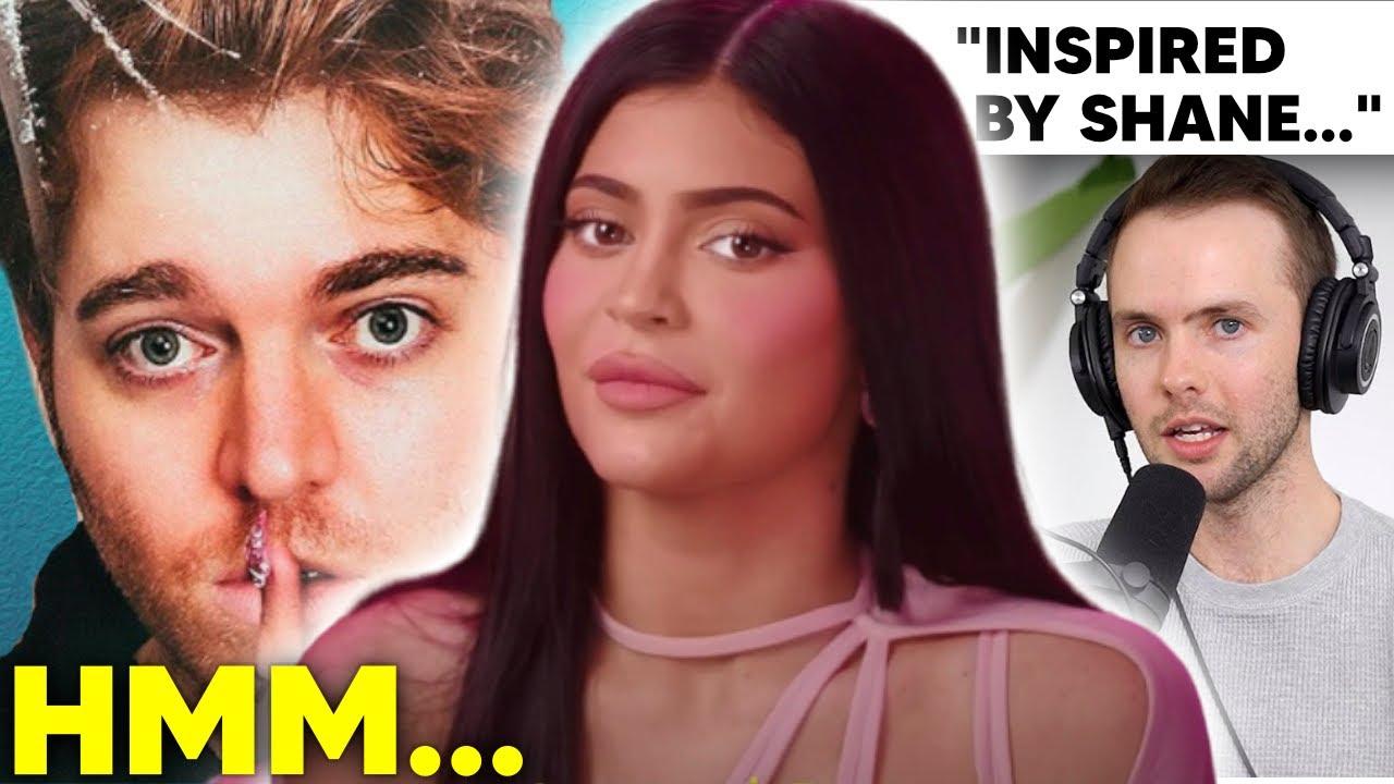 Kylie Jenner COPIED Shane Dawson…?!
