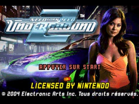 Game Boy Advance Longplay [072] Need For Speed: Underground 2