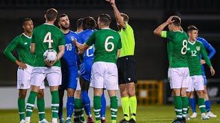 Irlanda 🇮🇪 U21 - U21 🇮🇹 Italia 0-0 Partita deludente