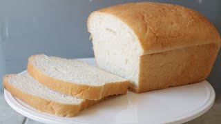 How to Make White Bread - Easy Amazing Homemade White Bread Recipe