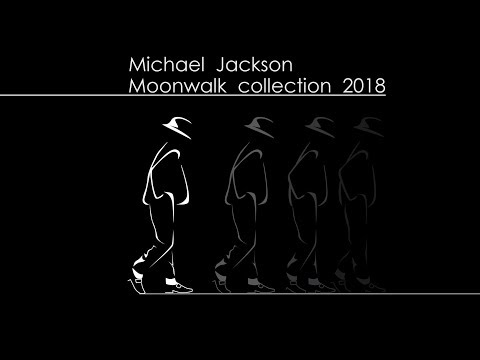 Michael Jackson Moonwalk Collection (Ultimate Edition) 2018