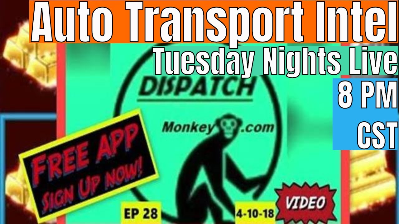 Searching For Loads On Central Dispatch? DispatchMonkey com Is Faster!