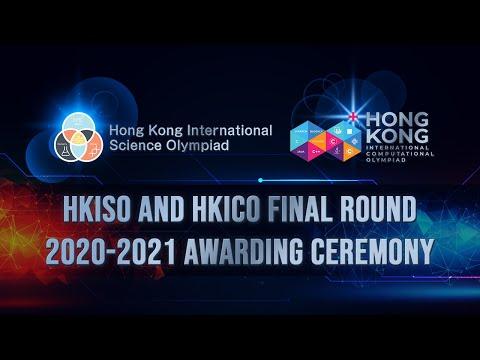 HKISO & HKICO Final 2020-2021 Online Awarding Ceremony