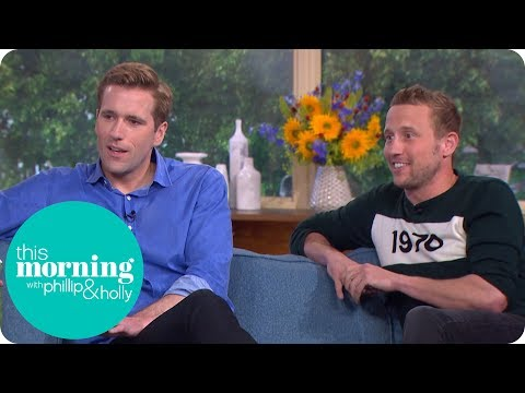 Sir David Frost's Sons Want to Stop Needless Deaths From Hypertrophic Cardiomyopathy | This Morning