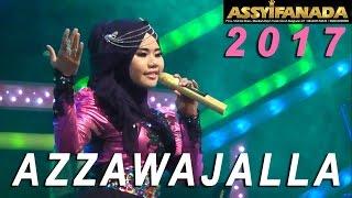 Gambar cover Azza Wajalla - Assyifanada album terbaru 2017 Cinta Damai - Ani Production