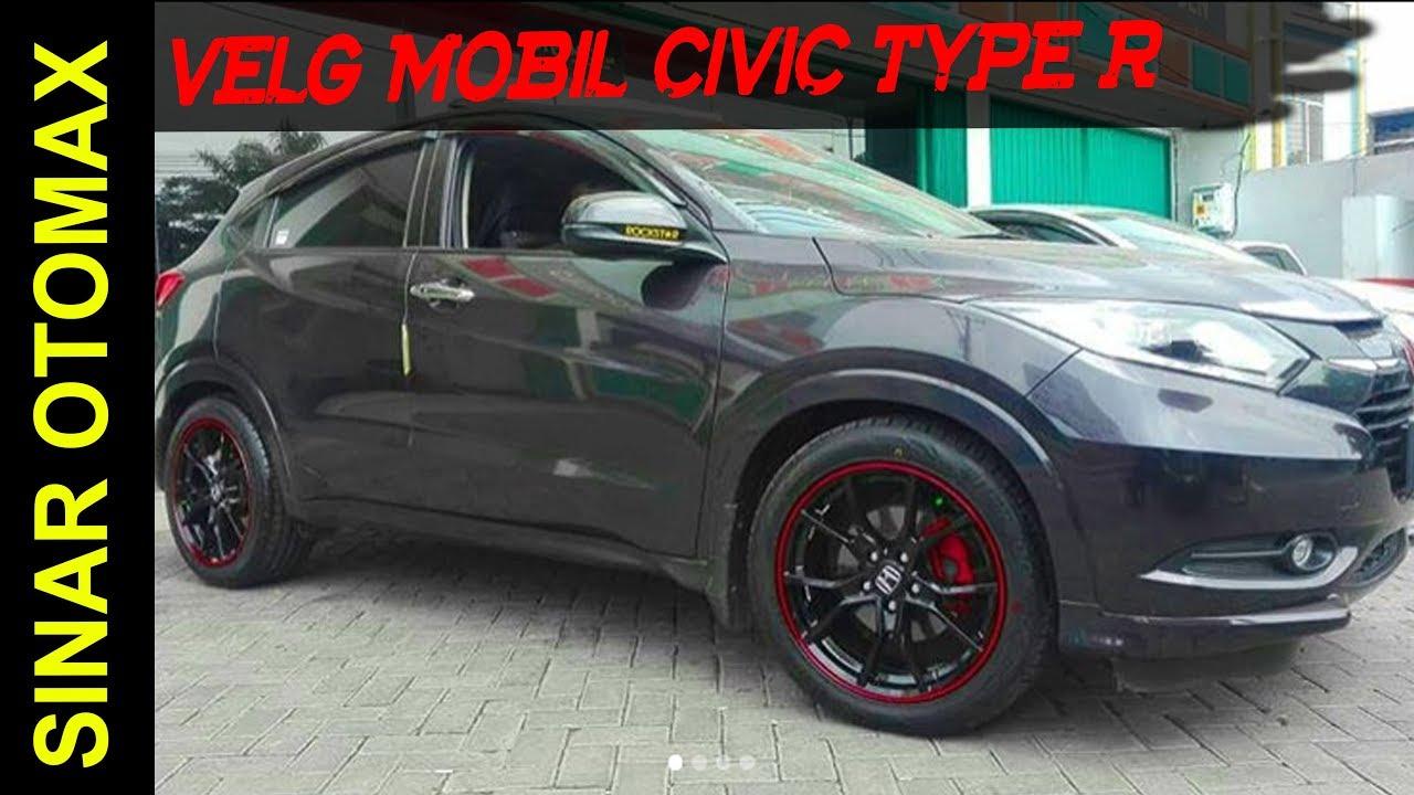 Modifikasi Velg Mobil Avanza Ring 15, Sinarotomax Hondahrv Velgmobilring18, Modifikasi Velg Mobil Avanza Ring 15