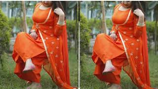Latest Party wear dresses designs !! Wedding wear outfit idea for girls!!  Wedding Look book 2018-19