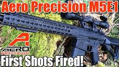 Aero Precision M5E1 .308 AR Rifle: First impressions
