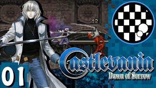 (Magic Seal Patch) Castlevania: Dawn of Sorrow | PART 1