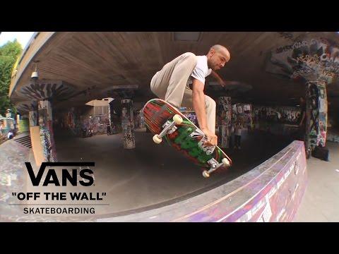 Vans World Tour: London Southbank Demo   Skate   VANS