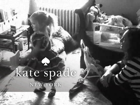 black & white by sara costello | kate spade new york