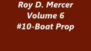 Roy D. Mercer-Vol.6-#10-Boat Prop