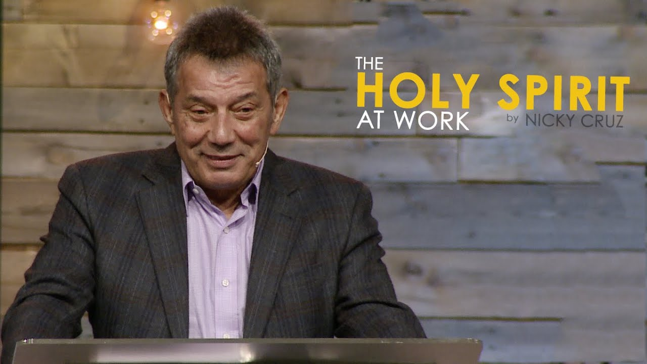 nicky cruz If you would like to know where else nicky cruz is speaking, you can keep an eye on his schedule here: .