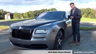 Review: 2014 Rolls-Royce Wraith