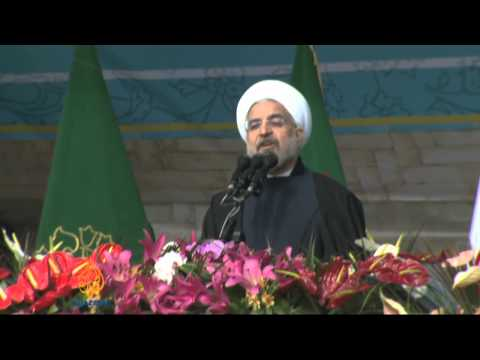Iran celebrates revolution's 35 anniversary