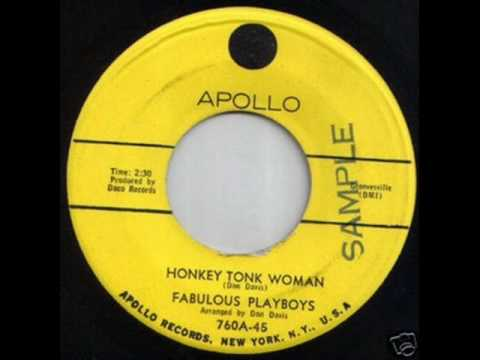 Fabulous Playboys - Honky Tonk Woman