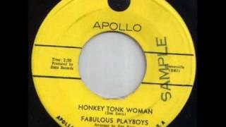 Fabulous Playboys - Honky Tonk woman