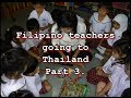 How to become a Filipino English teacher in Thailand - contracts