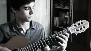 Eleanor rigby guitare --  Paul